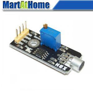 Compre Arduino Módulo Sensor De Som Módulo De Detecção De Som 3 5 5 V Dc Frete Grátis Bv114 Cf De Martathome 5 29 Pt Dhgate Com