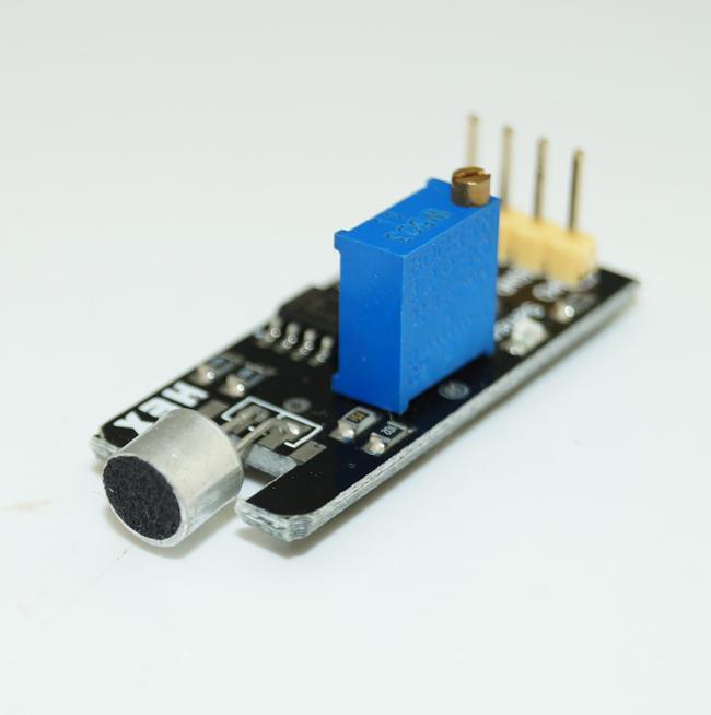 Arduinoサウンドセンサーモジュール音検出モジュール3-5.5V DC送料無料#BV114 @ cf