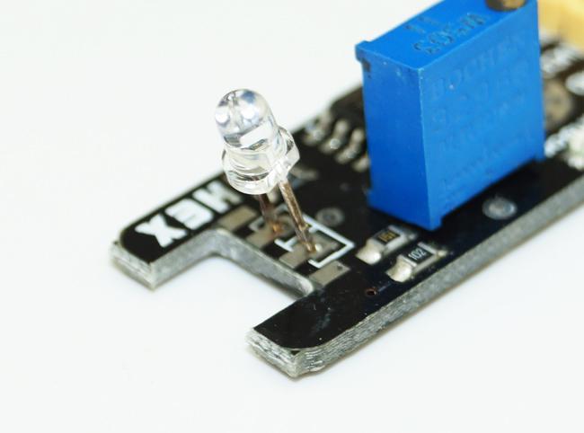 光検出用光センサーモジュールフォトダイオードモジュール3-5.5V DC送料無料#BV115 @ cf