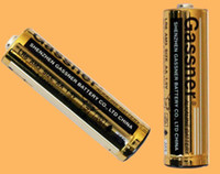 Wholesale Grade Aa - 360pcs lot AA LR6 AM3 1.5v Alkaline Batteries, High-grade quality,Golden Jacket--SGS,ISO9001