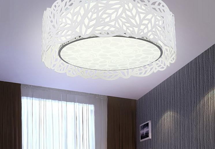 2017 Modern Acrylic White Leaf Ceiling Light Stylish Restaurant ...:2017 Modern Acrylic White Leaf Ceiling Light Stylish Restaurant Lights Led  Light Dimmer Ceiling Lamp Living Room Office Light Fixture From Artemide,  ...,Lighting