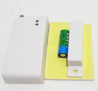drahtlose fensteralarme großhandel-Neue Extra Tür Fenster Lücke Magnetsensor für Wireless GSM / PSTN Alarmanlage Sicherheit Zubehör