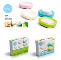 Wholesale Aerobic Soap Box - Double soap box of multi-purpose the aerobic soap box of candy soap box