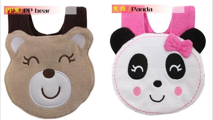 Nuevos baberos para bebés Bandana Stay Dry Dribble Baberos para bandana Niño o niña Calabaza niños Babero