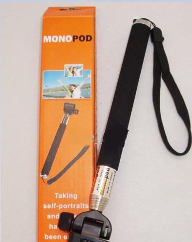 XShot Handheld Extende Monopod Monopods Stativ für Digitalkamera oder DV Kakacola Neu