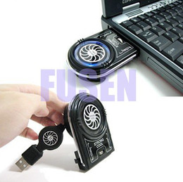 Wholesale Vacuum Usb Case Cooling Fan - Notebook Laptop Mini Vacuum USB Case Cooler Cooling Fan