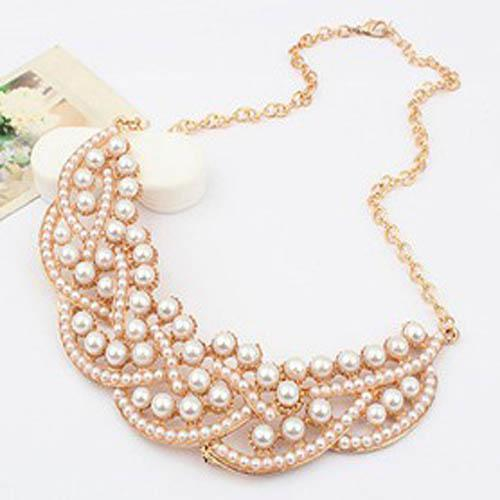 Luxury Pearl Necklace Women S Chain Necklace Fashion Jewelry Factory Price  UK 2019 From Fashion van c31d35c364