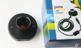 Telescope eyepieces online shopping - 1 quot Jiehe VGA Digital Telescope USB Eyepiece For PC astronomical telescope