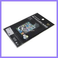 protector de la pantalla del iphone 5g al por mayor-Clear Screen Protector para iPhone 5 5G Screen Guard