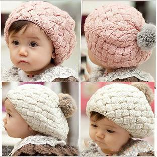 854fd97df90 2019 Crochet Baby Cap Owl Crochet Hat With Flower Baby Crochet Hats Infant  Beanie Infant Knitted Cap From Factorychinese