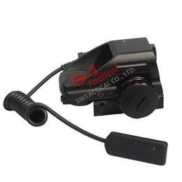 Wholesale Dot Reflex Scope Sight Laser - Tactical Laser Hunting Red Dot 1x22x33 Scope with Dual-shot Reflex Sight