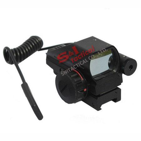 Jagd Red Dot 1x22x33 Tactical Laser mit Dual-Shot-Reflexvisier