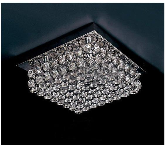 Adding Crystals To A Chandelier