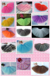 $enCountryForm.capitalKeyWord Canada - wholesale baby tutu skirt kids infant girls tutus skirts ballet skirt party dance tutu skirt via EMS