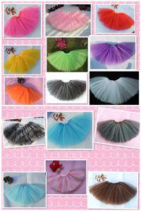 wholesale baby tutu skirt kids infant girls tutus skirts ballet skirt party dance tutu skirt via EMS