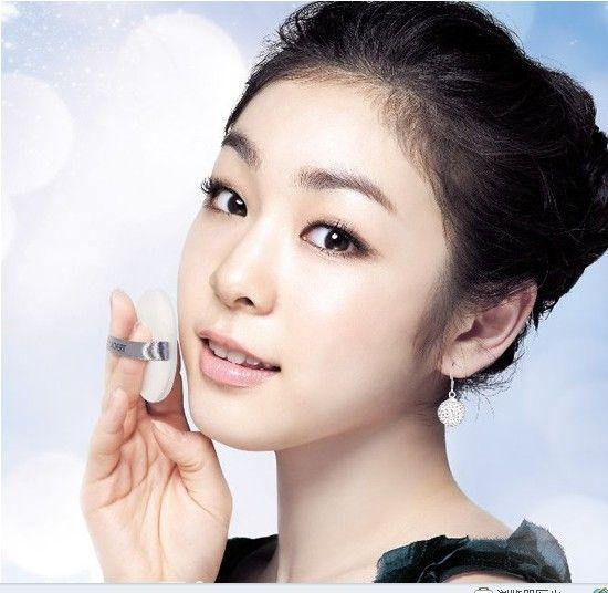 Shambhala 12 mm perforar la bola una versión coreana de la joyería coreana al por mayor de plata (20 pares / lote)