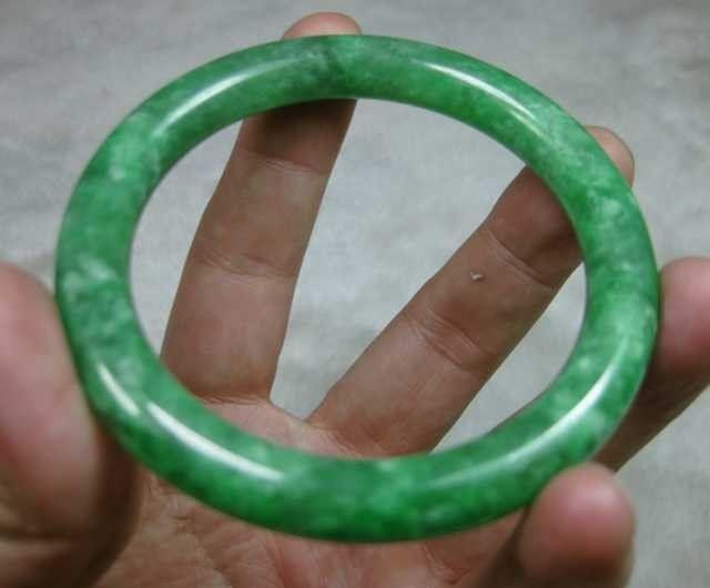 Bracelet en jadeite