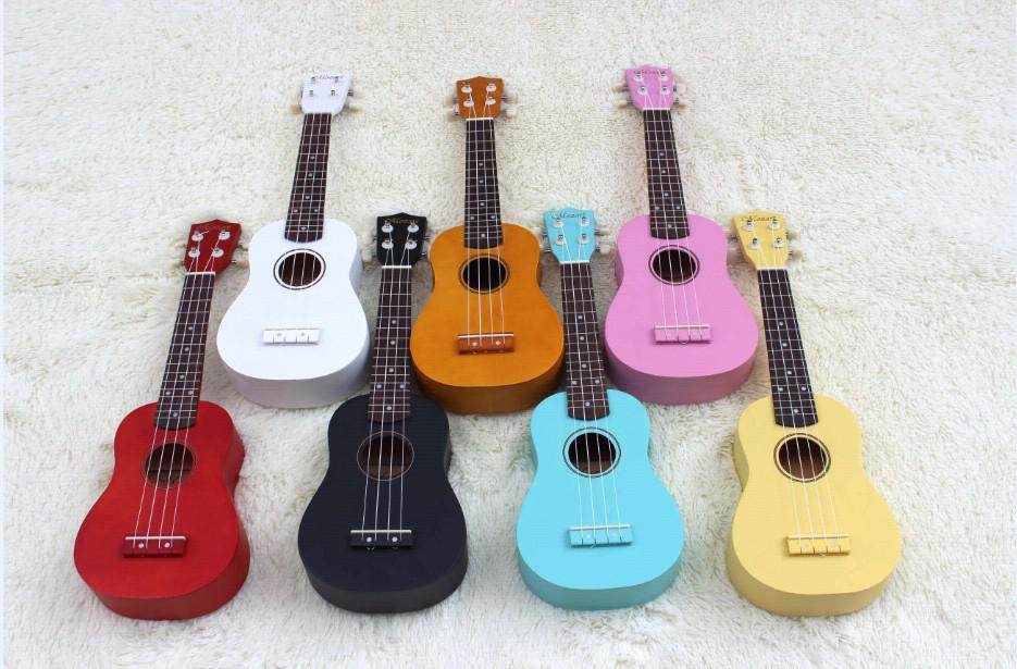 bass guitar 4 string 21 inch hawaiian children small guitar standard piano acoustic guitar