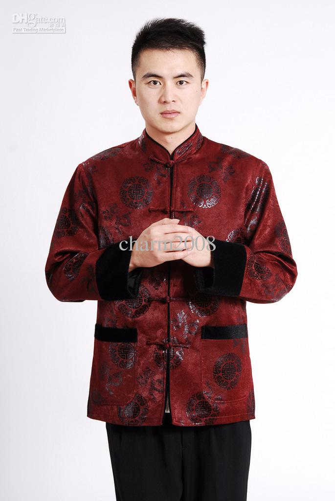2018 Wholesale Chinese Male Chinese Costume Menu0027s Quilted Jacket Coat From Charm2008 $49.25 | Dhgate.Com  sc 1 st  DHgate.com & 2018 Wholesale Chinese Male Chinese Costume Menu0027s Quilted Jacket ...