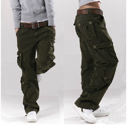 Where to Buy Full Black Cargo Pants Online? Buy Bootcut Cargo ...
