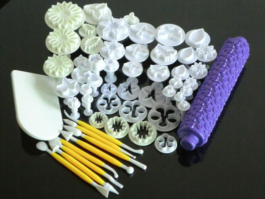Fondant Cake Decorating Flower Modelling Tools
