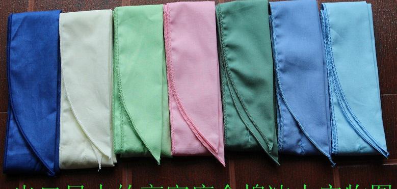 NEUE Ankunft Cool Bandana Stirnband Cold Packs Cooling Neck Sport Wraps Kühler 4 Farben