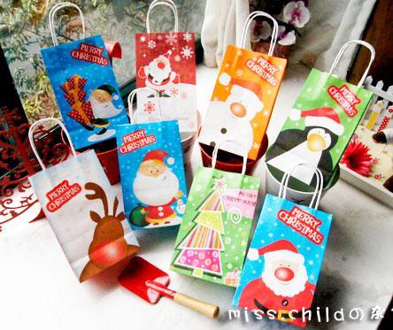 Christmas Gift Bags Bulk.Wholesale Mixed Christmas Gift Bag Colorized Box Present Boxes Bags Paper Carton Xmas Gift Bags Boys Birthday Wrapping Paper Boys Christmas Wrapping
