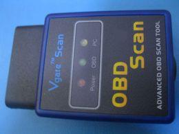 Wholesale Mini Kia - vgate mini elm327 bluetooth v2.1 obd scan elm 327 bluetooth of PC PDA mobile vgate elm327 bt