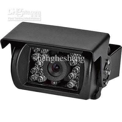 carro retrovisor reverse backup estacionamento À prova d 'água Câmera CMOS com IR LED Night Vision