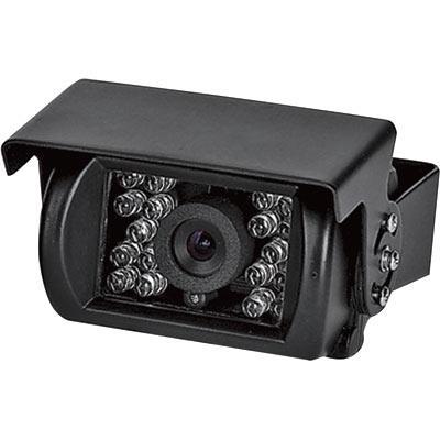 top popular 50 pcs Car Rear View Reverse Backup Parking Waterproof CMOS Camera with IR LED Night vision 2021