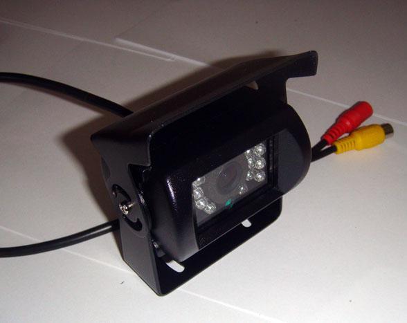 50 st bil bakifrån bakåt backup parkering Vattentät CMOS kamera med IR LED Night Vision