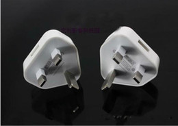 Wholesale Iphone 3g Adapter - high quality 5v 1A UK Plug adapter UK Wall Charger for iPhone 3g 3gs 4g 4S for ipad for ipod