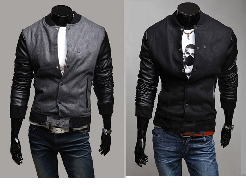 Brand Men Jackets Winter Men Jackets Baseball Jackets Men Coats ...