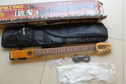 Wholesale Guitar Vos - New arrival MINISTAR guitar soild wood VOS travel GUITAR 08 10