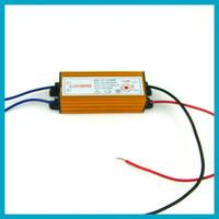 Wholesale Led 12v Current Driver - 10pcs lot 10W 900mA Constant Current Source LED Driver(Input 85-265V Output 7-12V) transformer power supply