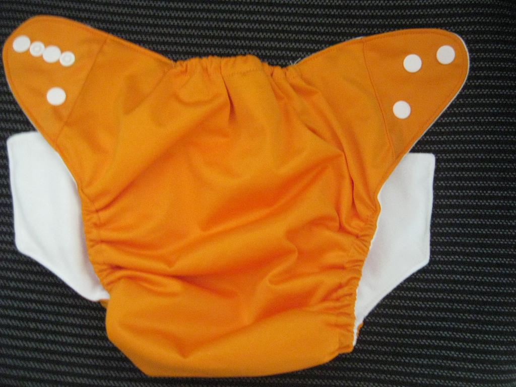 Waterproof Baby Cloth Diapers Training Pants Boy Girl Shorts Underwear Nappies Panties Minky Solid Cloth Diaper
