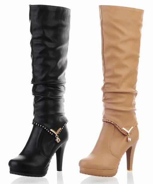 wholesaler free shipping factory price High Leg Boots short boots sexy rude heel ankle women boot