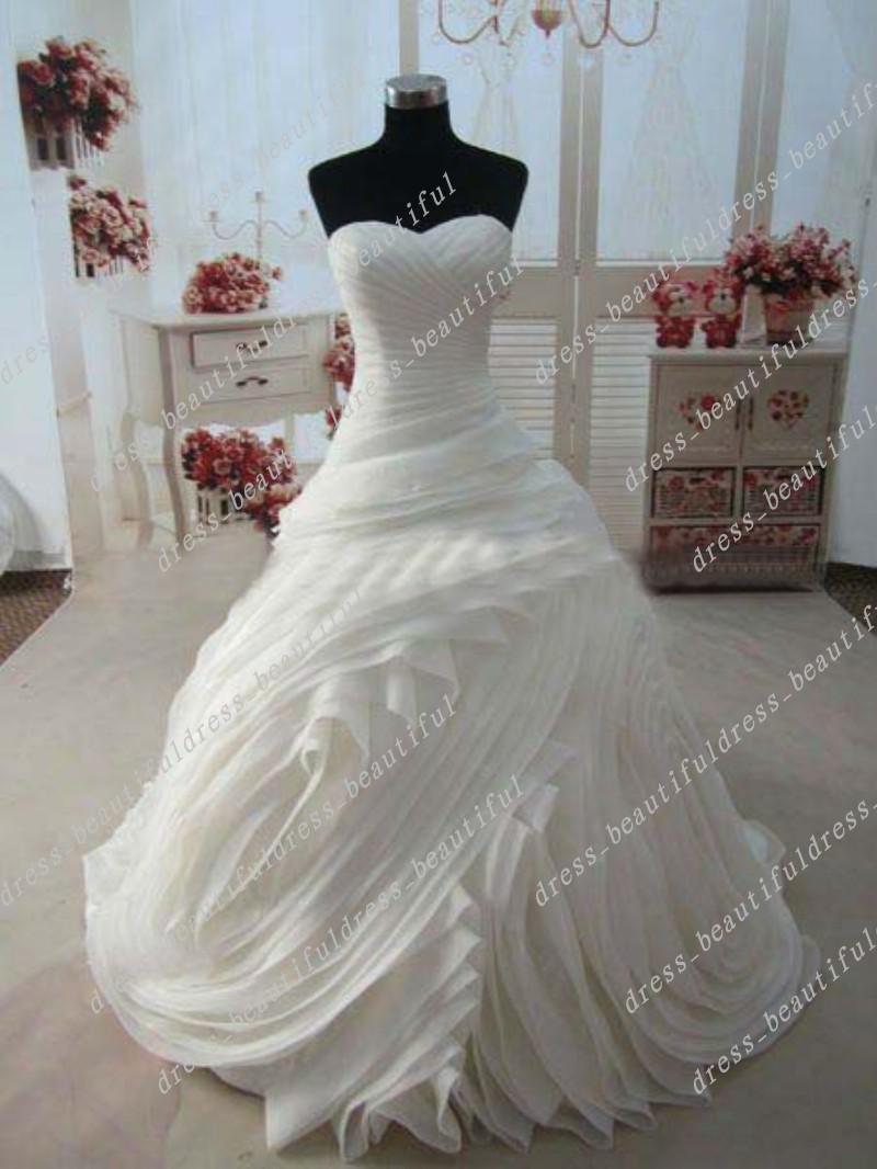 Vestidos de novia sencillos en leon gto