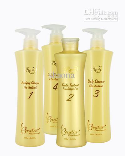 salon treatment keratin hair treatment kit