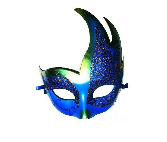 Satin Al Parti Oyunu Gostermek Italya Venedik Maske Alev Maske