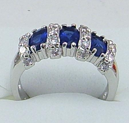 2020 Fashion Jewelry Perfect Engagement 3.26ct Sapphire