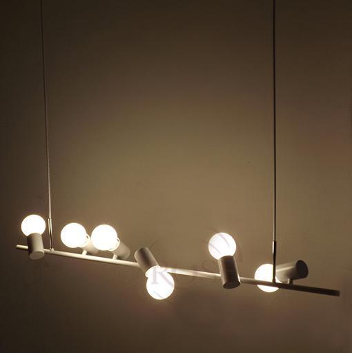 Wholesale 6 Lights Modern Birds On Tree Trunk Pendant Lamp Ceiling ...