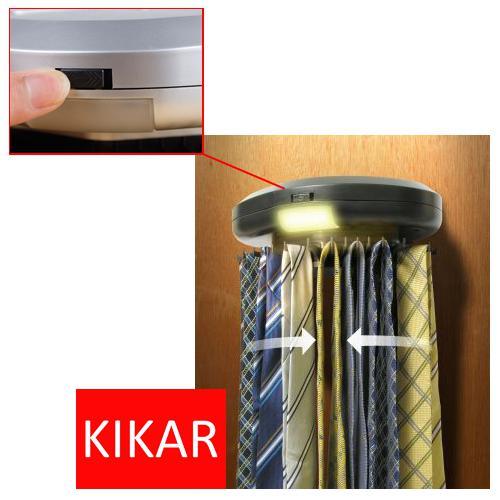 Kikar Electric Motorized Neck Tie Hanger Automatic