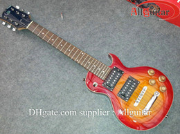 $enCountryForm.capitalKeyWord Canada - The best Christmas gift Travel Electric Guitar Sunburst electric guitar