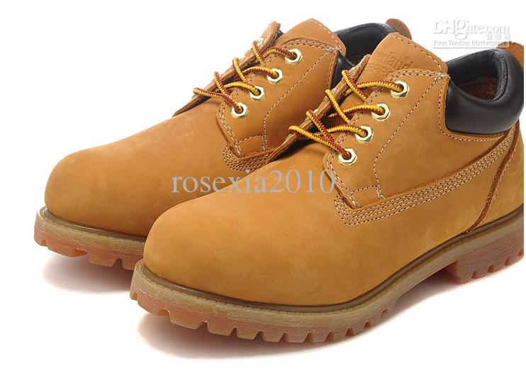 Mens Low Top Boots