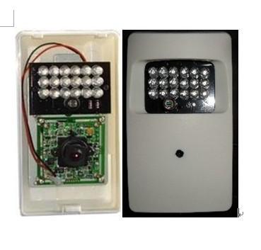 700TVL alta definição PIR estilo infravermelho infravermelho sonda câmera secreta