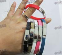 Wholesale Ge Bracelets - Wholesale 100pcs lot - Balance Bracelet Ge-Ti Health Sport Energy Wristband Band