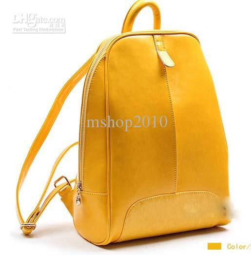 Backpack Cowhide Women Shoulder Bag Cow Leather Designer Handbags ...