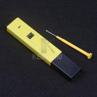 Wholesale Acid Pen - New Digital PH Meter Water Acid Tester LCD Pocket Pen 0.0-14.0 For Aquarium Pool Laboratory