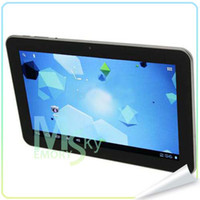 """Wholesale Sanei N91 Inch Tablet - Sanei N91 Elit 9"""" Tablet PC 800x600 Capacitive Andriod 4.0.4 Allwinner A13 1.5GHz 5 8GB Dual Camera"""